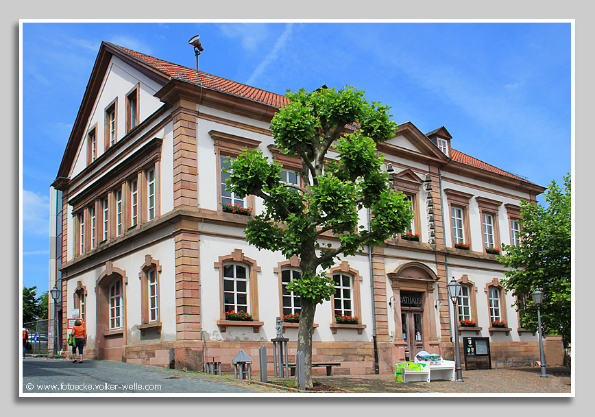Rathaus in Kusel